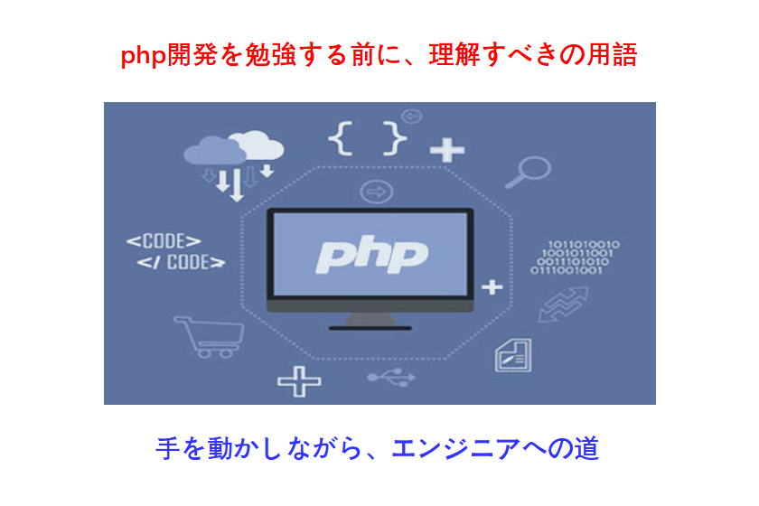 PHP勉強前の用語