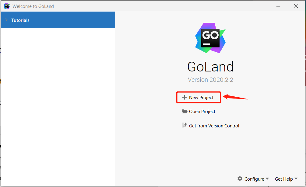 GoLand設定