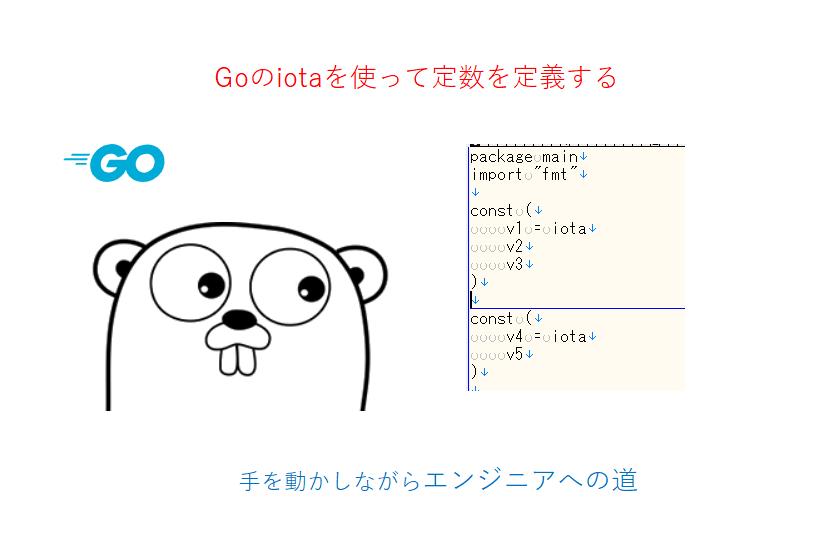 Goのiota定数定義